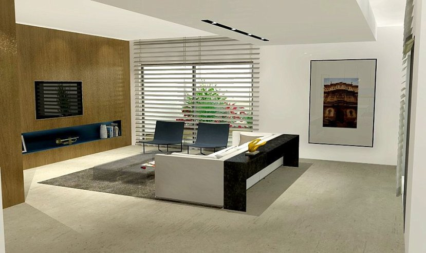 Interior Design Plazma BLV Design and Architecture 41