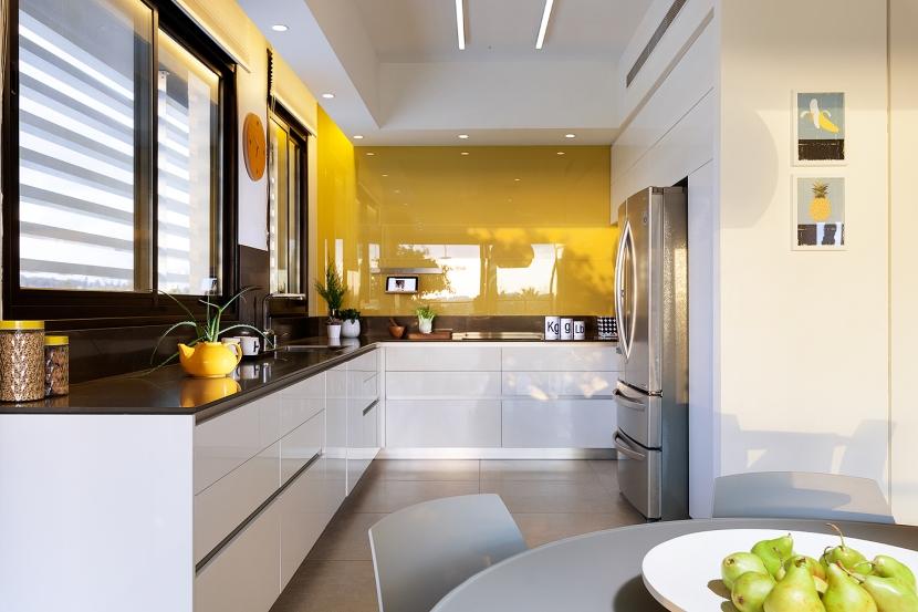 תכנון ועיצוב מטבח BLV Design/Architecture
