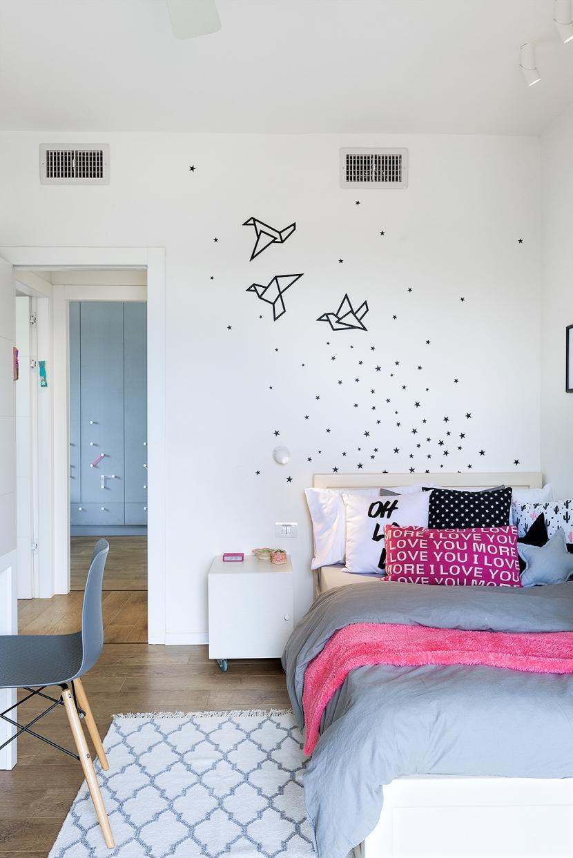 עיצוב פנים עיצוב חדרי ילדים BLV Design/Architecture