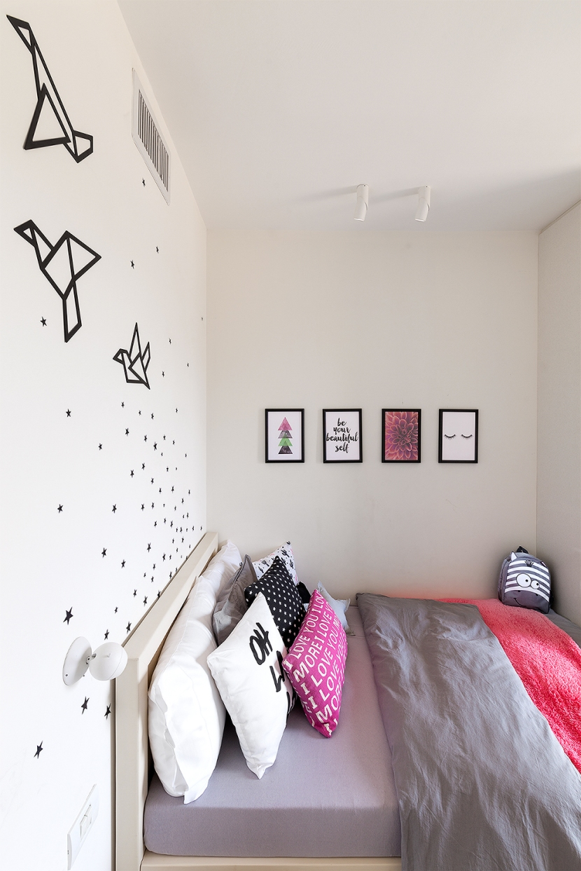 עיצוב חדרי ילדים BLV Design/Architecture Interior Design Teen's Room
