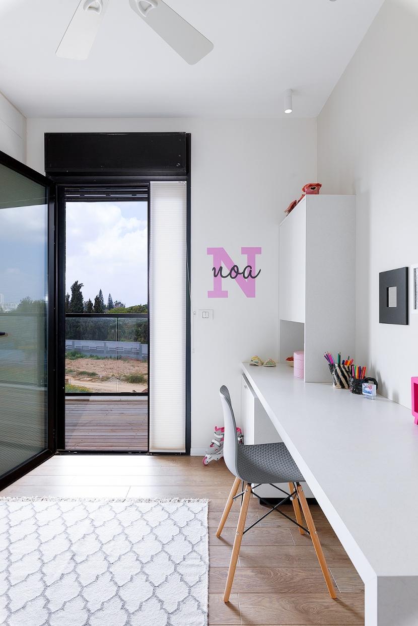 עיצוב חדרי ילדים BLV Design/Architecture