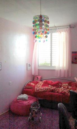 חדר שינה של הבית הגדולה
