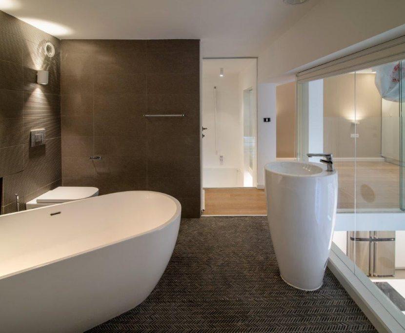 עיצוב חדרי אמבטיה קטנים